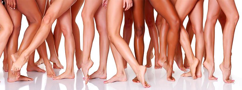 schöne Füße dank Fußpflege