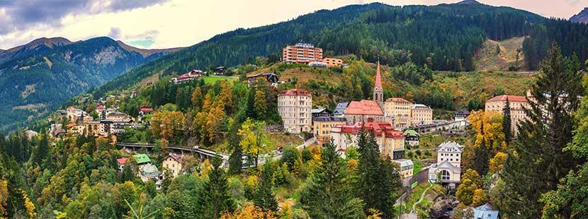 Kuranstalt Österreich Bad Gastein