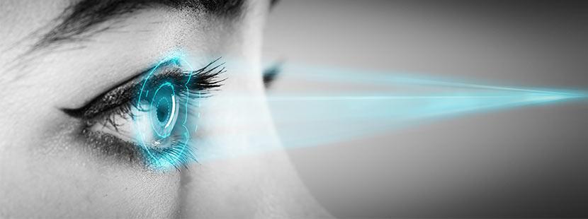 beginnende Netzhautablösung per Laser therapieren