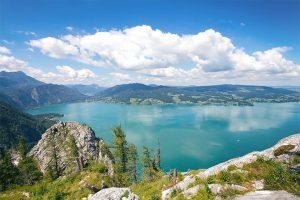 Wunderschöne Aussicht vom Schoberstein in Oberösterreich. HEROLD stellt die schönsten Wanderwege vor.