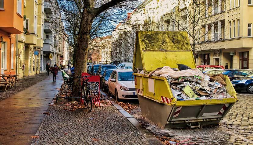 Sperrmüll Wien