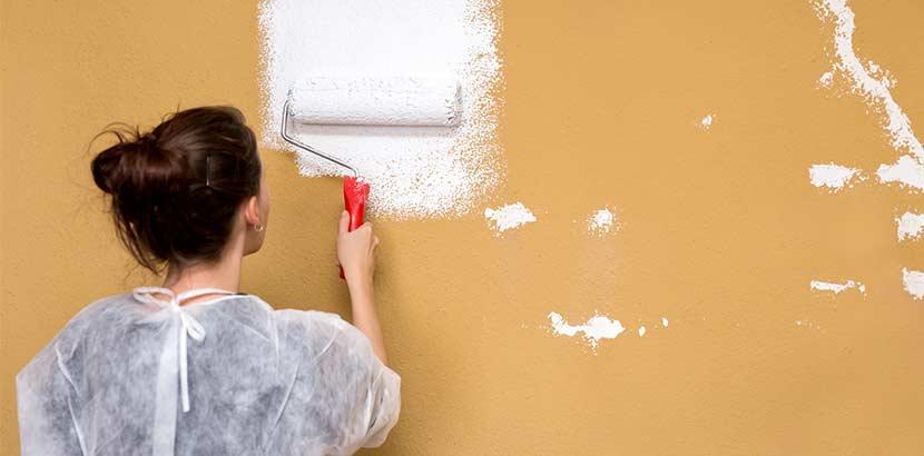 Tennisarm aufgrund von Malerarbeiten