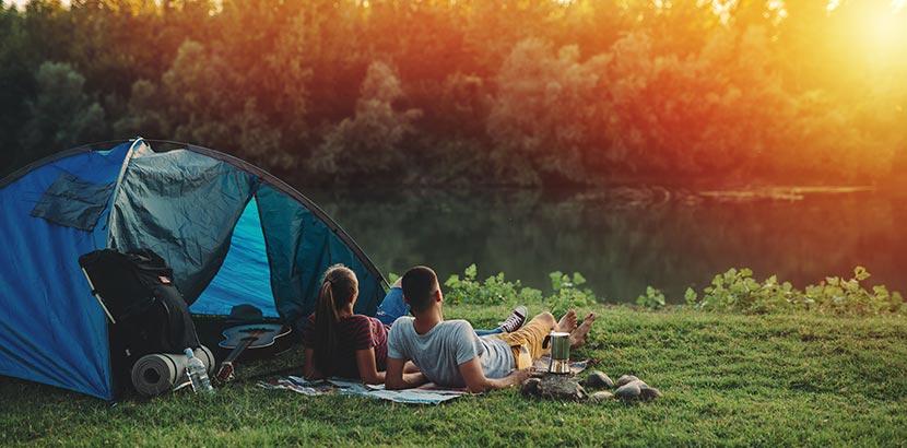 Campingplätze Österreich