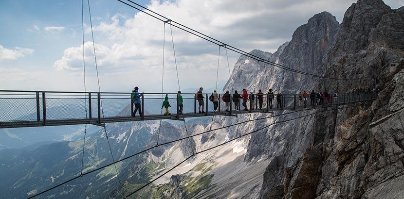 Ausflugsziele Steiermark - Skywalk