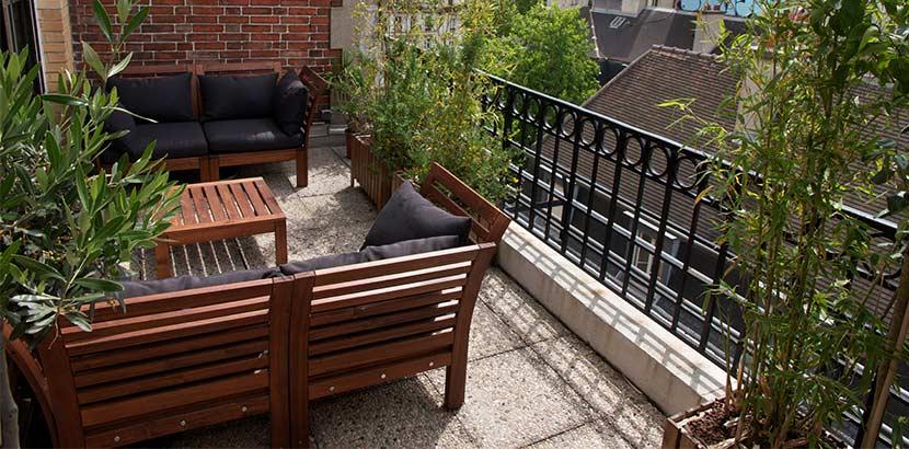 Balkon gestalten mit den passenden Möbeln