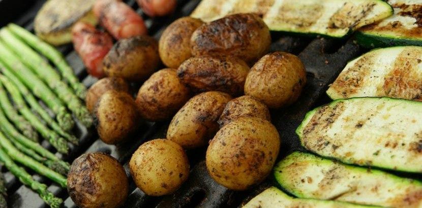 Kartoffeln und Erdäpfel für Grillparty organisieren