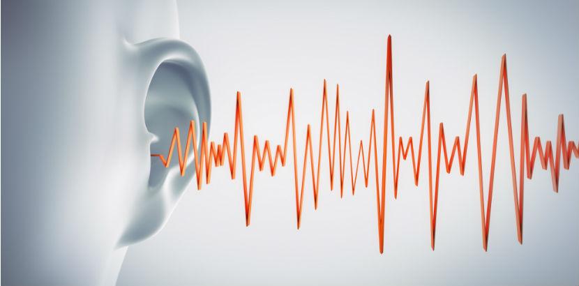 Tinnitus: Symbolbild.