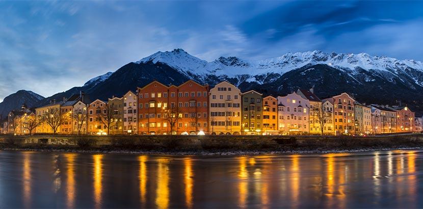 Restaurants in Innsbruck: gut essen