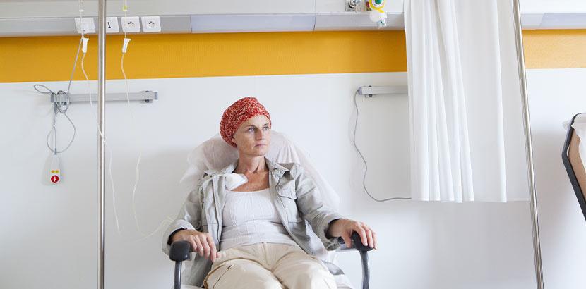 Chemotherapie bei Magenkrebs
