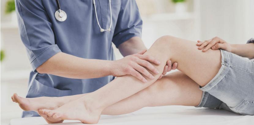 Orthopäde Linz: Eine orthopädische Behandlung.