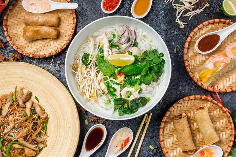 Vietnamesisch Essen Wien
