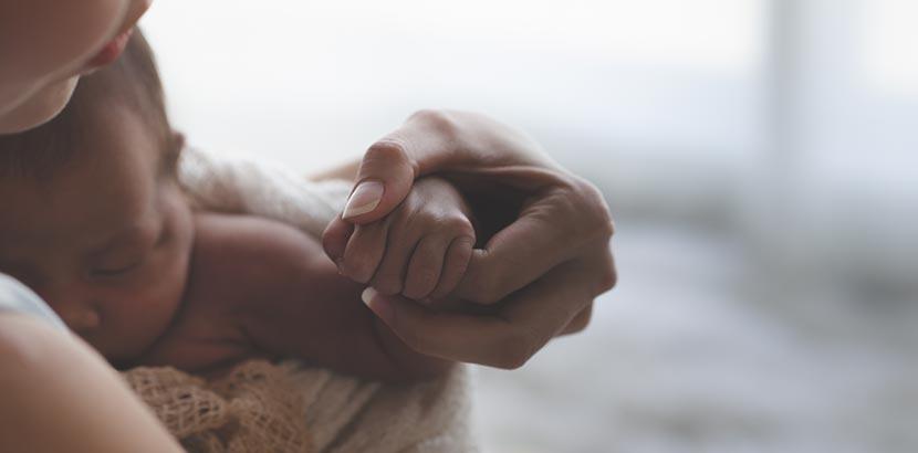 Komplikationen nach der Geburt