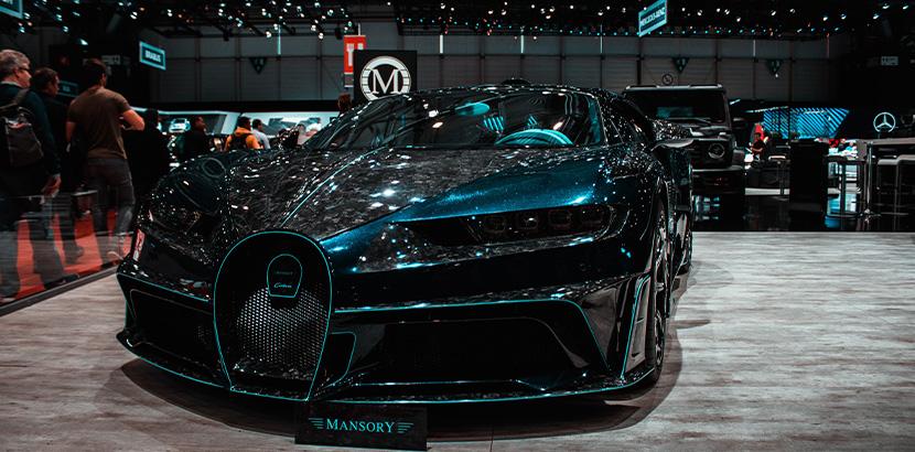 Bugatti Edelkarosse