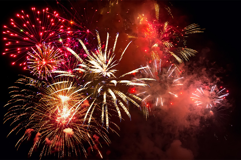 Feuerwerk kaufen