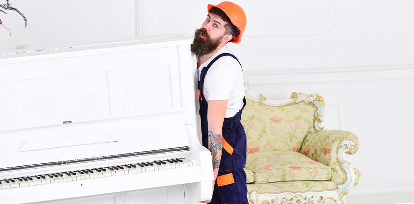 Umzugsfirma Wien Klaviertransport