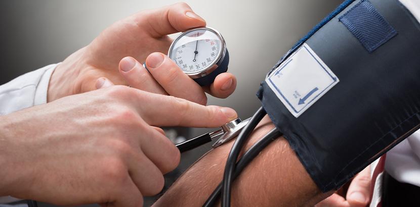 Blutdruckmessung PAVK