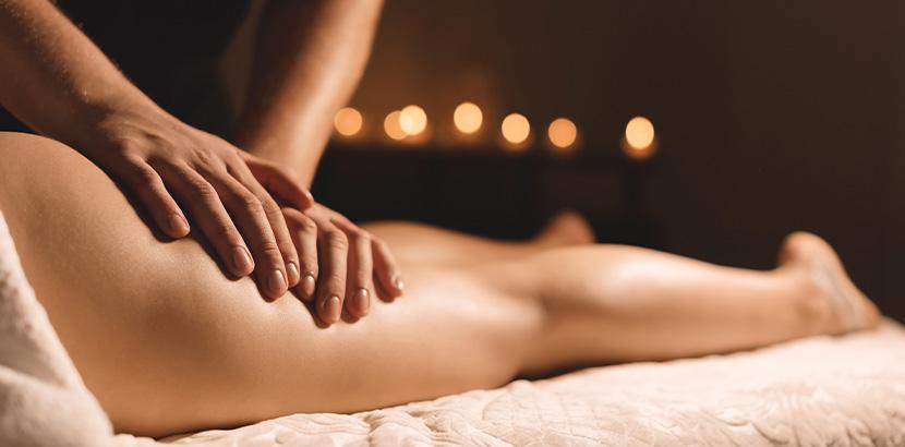 Massagen reduzieren Schmerzen im Intimbereich