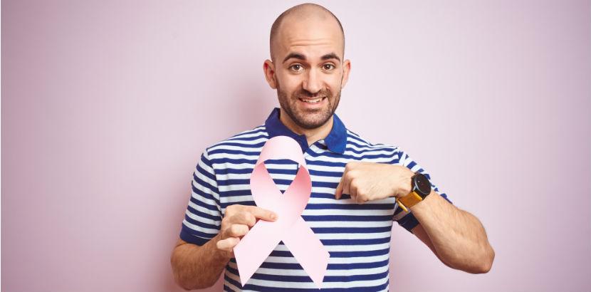 Brustkrebs beim Mann