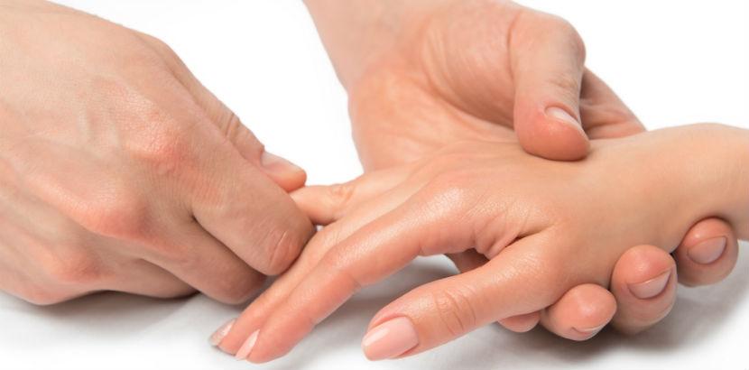 Massage Graz: Handmassage