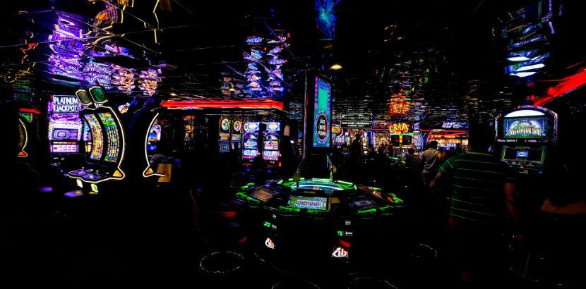 Spielsucht: Spielhalle