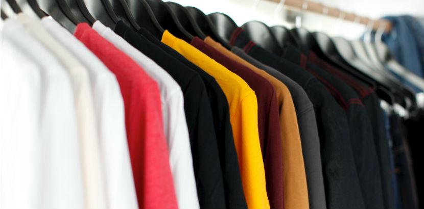 Kaufsucht: T-Shirts