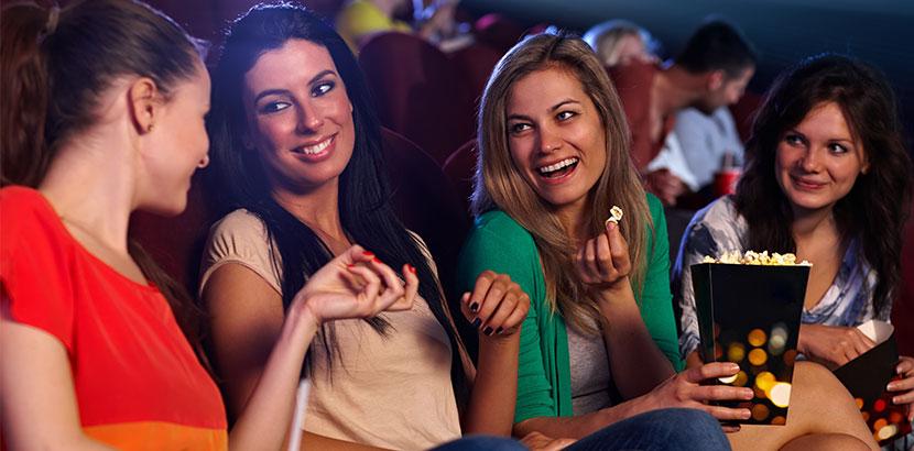 Ladies Night im Kino