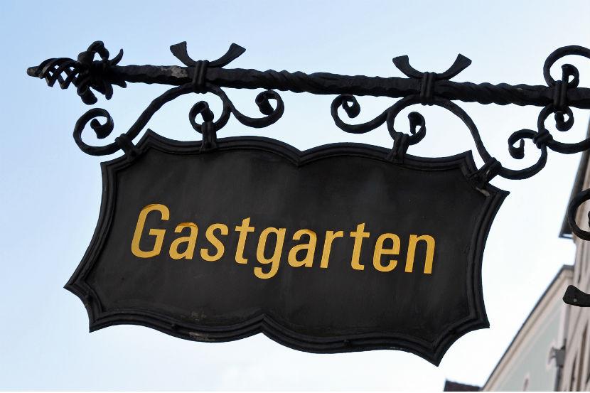 Gastgärten in Linz