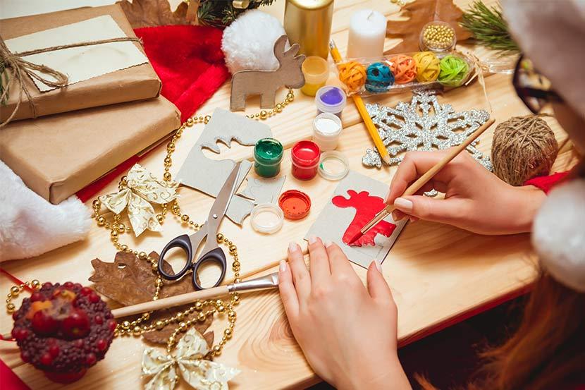 DIY-Weihnachtsgeschenke für Mutter, Vater, Bruder, Schwester und Freunde. Homemade Christmas Gifts.