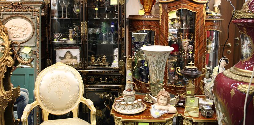 Antiquitäten Wien
