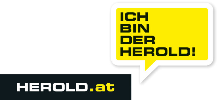 © Herold Business Data GmbH - Logo HEROLD.at (mit Sprechblase)