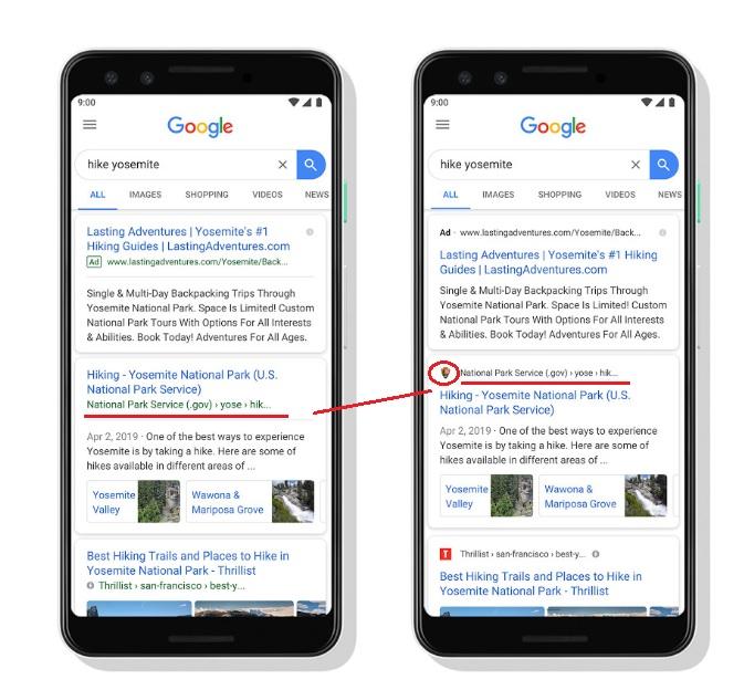 Was hat sich durch das Google mobile Redesign verändert?