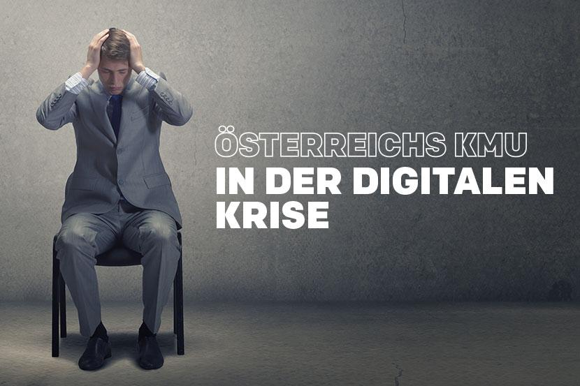 Digitale Krise