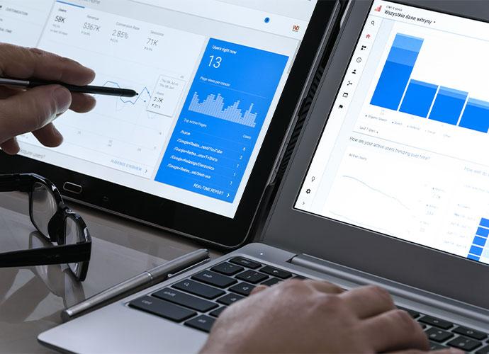 Google Search Console und Google Analytics nutzen um das Ranking zu verbessern