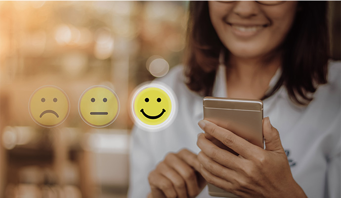 Feedback von Detraktoren gibt Tipps und Informationen für mögliche Verbesserungen im Unternehmen.