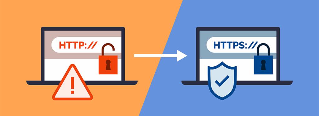 Website ohne SSL Zertifikat