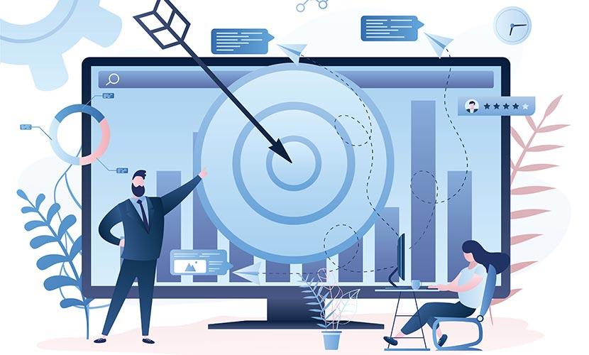 Design bzw. Webdesign erfüllt klares Ziel nachdem Anforderungen erhoben und Zielgruppen-Definition erstellt wurden.