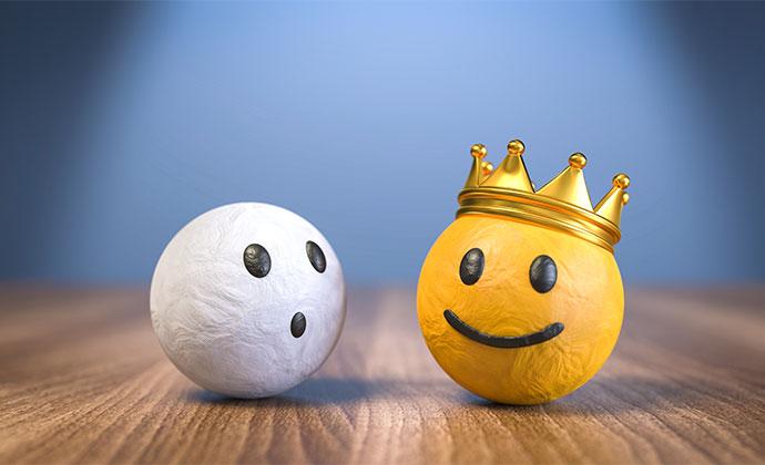 Text is King – Le roi est mort, vive le roi