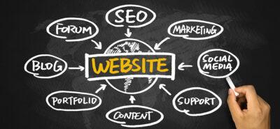 alte Website Nachteile und Risiken