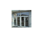 Aluminium Fenster Türen und Portale