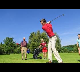 Golfrelaxemassage