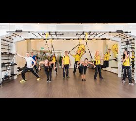 Funktionales Training  Fitnesscenter Tschann Fitnessstudio Fitness-Studio