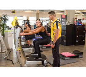 Power-Plate Fitnesscenter Tschann Fitnessstudio Fitness- Studio
