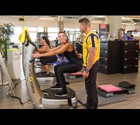 Power-Plate Fitnesscenter Tschann Fitnessstudio Fitness- Studio