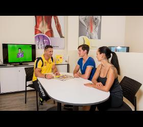 Ernährungsberatung Fitnesscenter Tschann Fitnessstudio Fitness-Studio