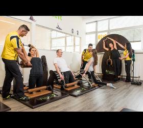 Schmerzfrei durch Beweglichkeit Fitnesscenter Tschann Fitnessstudio Fitness-Studio