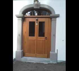Türen, Holztüren, Tür Restaurierung, Brandschutztüren, Klaus Reichart Tischlerei