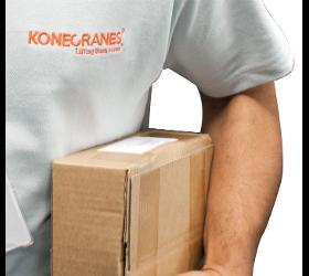 Konecranes Ersatzteile für Krane und Hebezeuge aller Marken