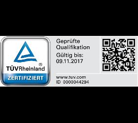 TÜV-zertifizierte Sachverständige für die Erkennung, Bewertung und Sanierung von Schimmelpilzschäden