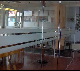 Ganzglasanlagen