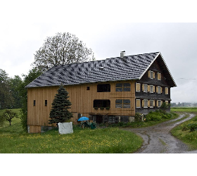 Holzbau Rauch Althaussanierung